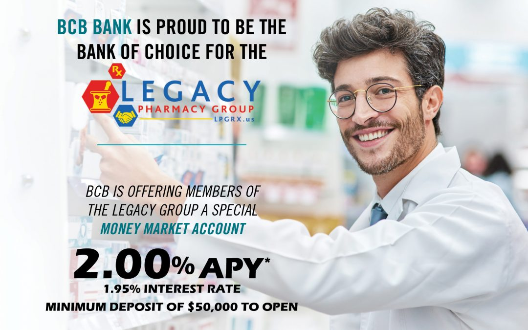 BCB Bank-Make a Difference for Our Members