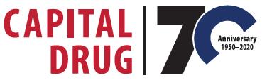 CAPITAL DRUG LOGO